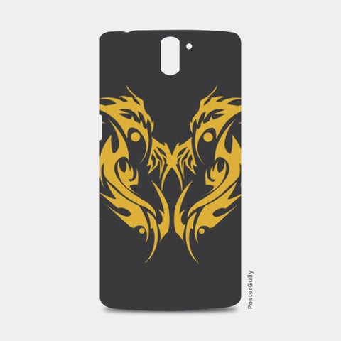 One Plus One Cases, Tribal design One Plus One Cases | Artist : Soumyajyoti Dey, - PosterGully