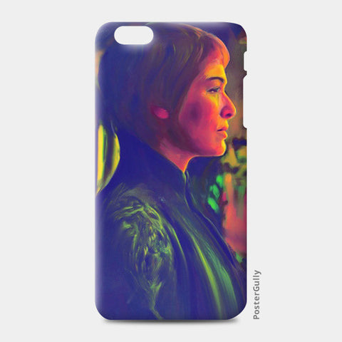 Cersei Lannister iPhone 6 Plus/6S Plus Cases | Artist : Delusion