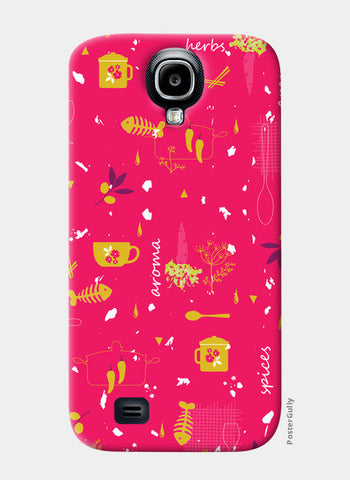 Samsung S4 Cases, Kitchen Crazy Samsung S4 Cases | Artist : Neelam Kaur, - PosterGully