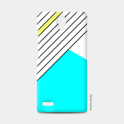 Pastel Geometry Redmi Note Cases | Artist : Vaishak Seraphim