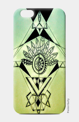 Aztec iPhone 6/6S Cases | Artist : Awanika Anand