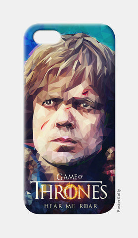 iPhone 5 Cases, Hear me roar - Tyrion Lannister LowPoly iphone 5 case | cuboidesign, - PosterGully