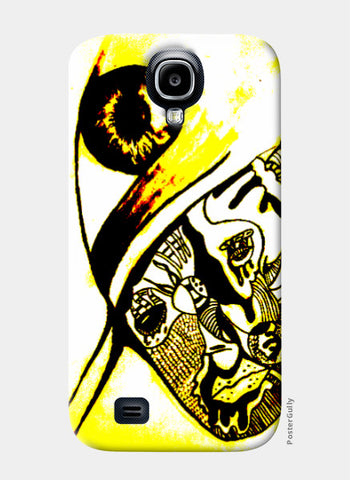Samsung S4 Cases, Artist and the third eye Samsung S4 Case | Vikrant Khirwar, - PosterGully