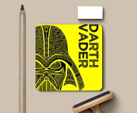Darth Vader Coasters | Artist : sreejith v