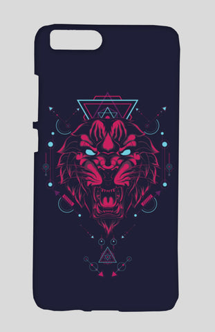 The Tiger Xiaomi Mi-6 Cases | Artist : Inderpreet Singh