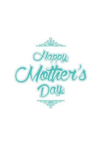 PosterGully Specials, Mother's day typography Wall Art | Artist : Designerchennai, - PosterGully