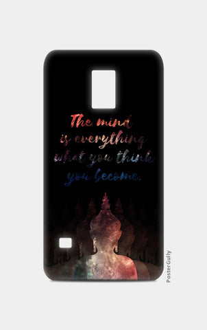 Buddha Quote - Motivational!! Samsung S5 Cases | Artist : Dolly P