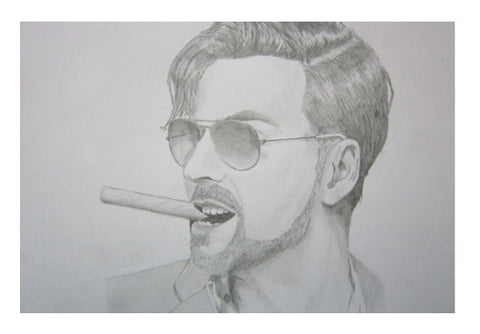 Wall Art, Akshay Kumar Pencil Sketch Wall Art  | Artist : Art_vishal, - PosterGully