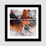 abstract 217031 Premium Square Italian Wooden Frames | Artist : pol ledent