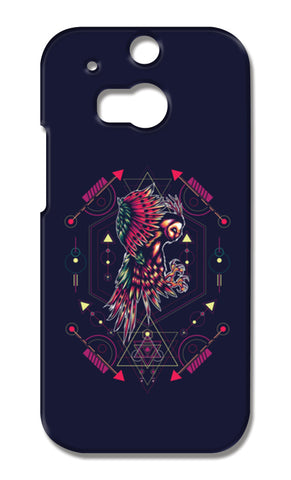 Owl Artwork HTC One M8 Cases | Artist : Inderpreet Singh