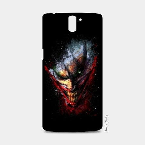 One Plus One Cases, Abstract Face One Plus One Cases | Artist : Paresh Godhwani, - PosterGully