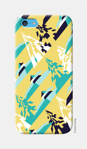 iPhone 5c Cases, Decoded QR Code iPhone 5c Cases | Artist : Neelam Kaur, - PosterGully