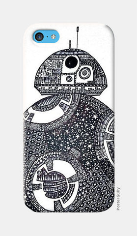 iPhone 5c Cases, Star wars BB-8  iPhone 5c Cases | Artist : Susrita Samantaray, - PosterGully