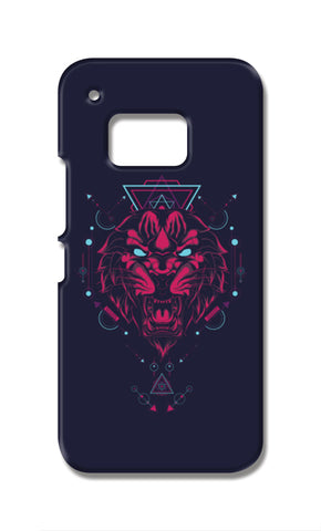 The Tiger HTC One M9 Cases | Artist : Inderpreet Singh
