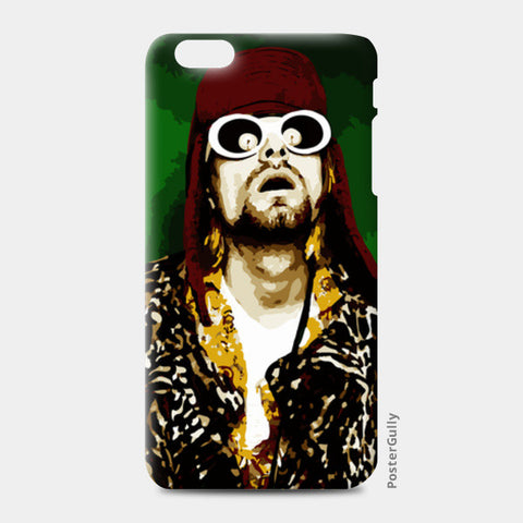 KURT COBAIN NIRVANA iPhone 6 Plus/6S Plus Cases | Artist : Archit Bansal