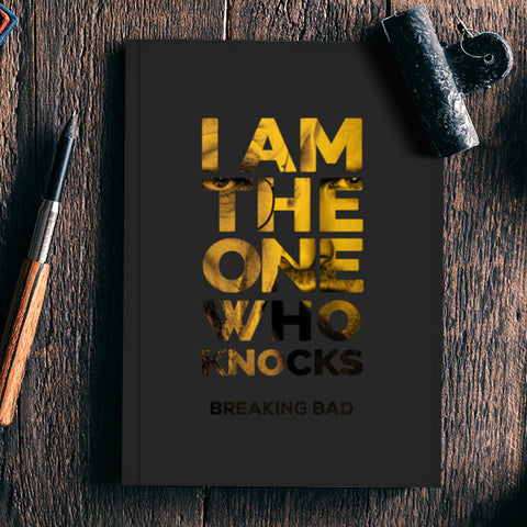 Breaking Bad Notebook | Artist : Arif Ahmad