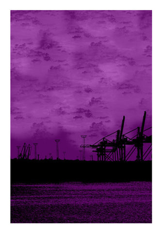 Evening Landscape Art PosterGully Specials