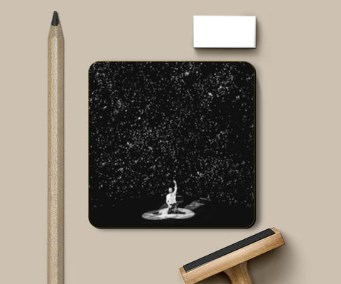 COLDPLAY : SKY FULL OF STARS Coasters | Artist : Kau.Vish