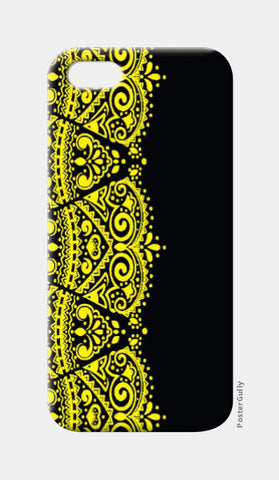 iPhone 5 Cases, Ethnic Indian Motif iPhone 5 Case | Artist: Pratyusha Subramaniam, - PosterGully