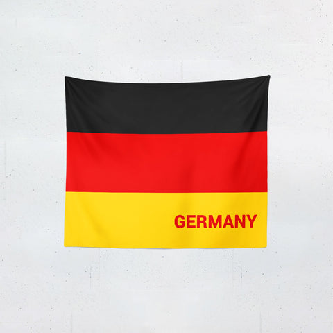 Germany Flag Tapestries | #Footballfan