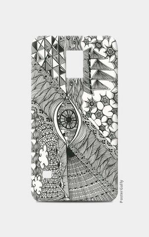Samsung S5 Cases, Look beyond what you see Samsung S5 Cases | Artist : Amulya Jayapal, - PosterGully