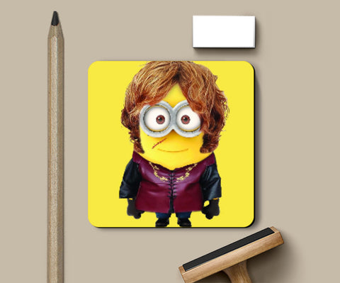 Coasters, Minion Lannister Coaster | Artist: Tridib Das, - PosterGully