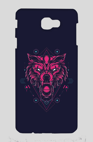 The Wolf Samsung J7 Prime Cases | Artist : Inderpreet Singh