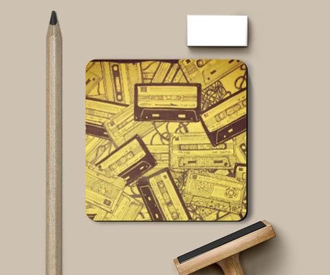 Coasters, Art for Music Coaster | Artist: Archana Narendran, - PosterGully