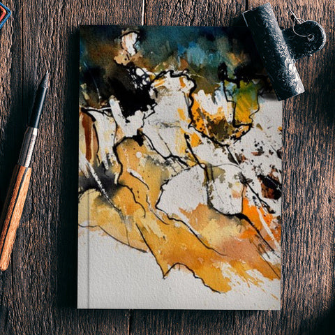 watercolor 210152 Notebook | Artist : pol ledent