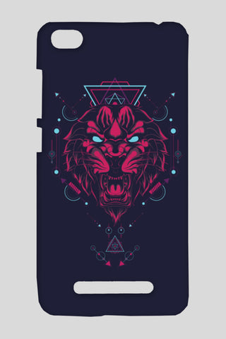 The Tiger Redmi 4A Cases | Artist : Inderpreet Singh