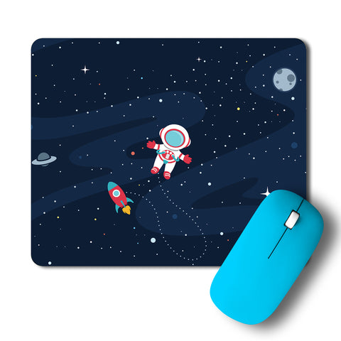 I Need Space Artwork Mousepad