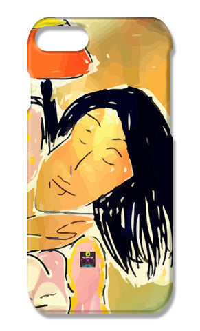 Relax iPhone 7 Plus Cases | Artist : Sukhmani Kaur