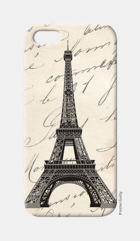 Paris iPhone 5 Cases | Artist : Vaishak Seraphim