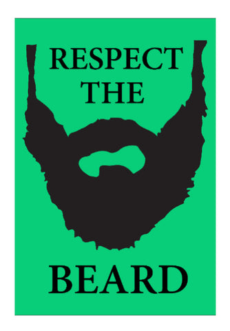Wall Art, BEARD Wall Art | Artist:Jayant rana, - PosterGully
