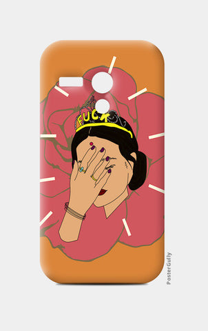BROWN GIRL Moto G Cases | Artist : Jignesh Waghela