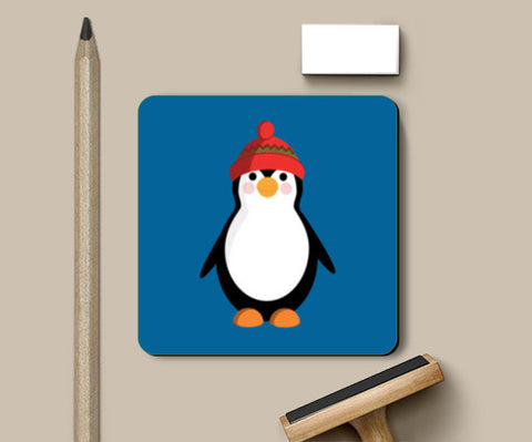 Penguin Coasters | Artist : NextDesigns