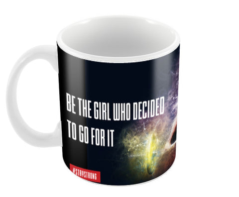 Will Power Coffee Mugs | Artist : IHFF Olympia India