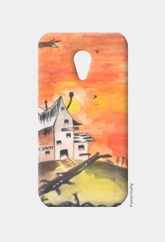 Moto G2 Cases, Haunted House Moto G2 Case | Artist: Teena Chauhan, - PosterGully