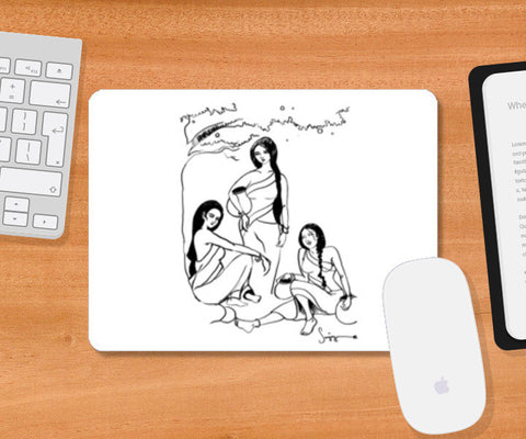 Chat Mousepad | Artist : Sanjay Ghosh