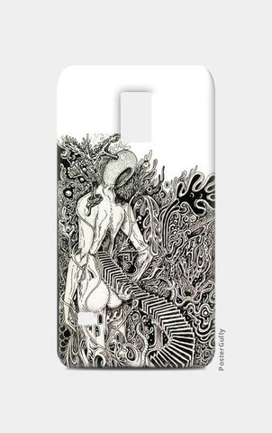Samsung S5 Cases, Samsung S5C&T Samsung S5 Cases | Artist : Doodles of Tanmoy Kayesen, - PosterGully