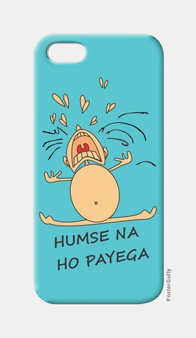 Humse Na Ho Payega iPhone 5 Cases | Artist : Tiny Dots