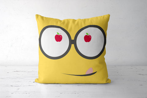 Minions Papple Cushion Covers | Artist : soumik parida