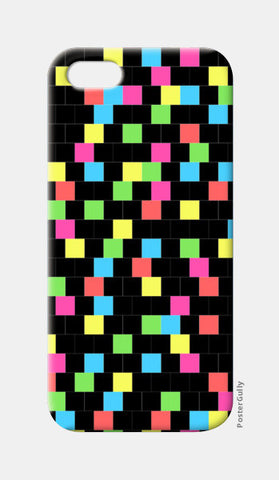 Matrix Abstract iPhone 5 Cases | Artist : Shweta Paryani