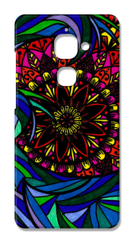 The Mandala Wave LeTV Le 1S Cases | Artist : Gursimran Kaur