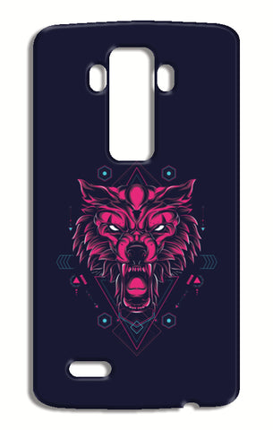 The Wolf LG G4 Cases | Artist : Inderpreet Singh