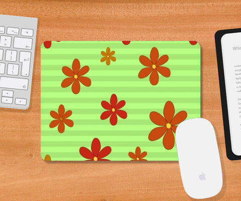Flowers every where Mousepad | Artist : Pallavi Rawal
