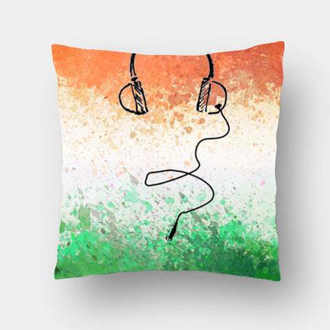 Cushion Covers, Indian DJ - Cushion Cover | Artist : DJ Ravish, - PosterGully