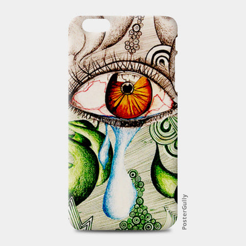 It's Watching You. iPhone 6 Plus/6S Plus Cases | Artist : Its ZentTangleD