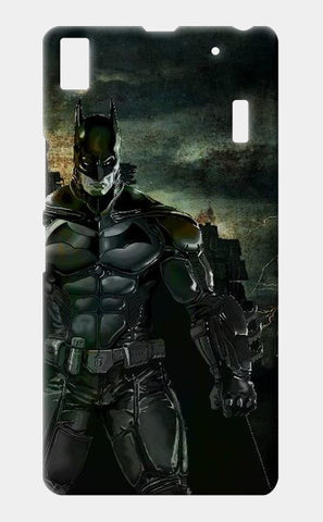 Batman : Arkham Origins Lenovo K3 Note Cases | Artist : Melwin Jose