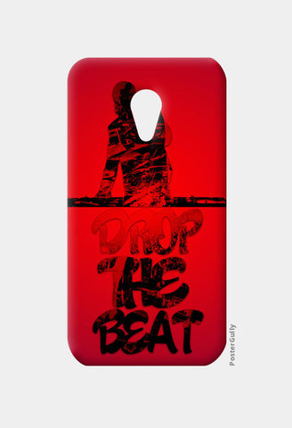 Drop The Beat Moto G2 Cases | Artist : Ajay Seth